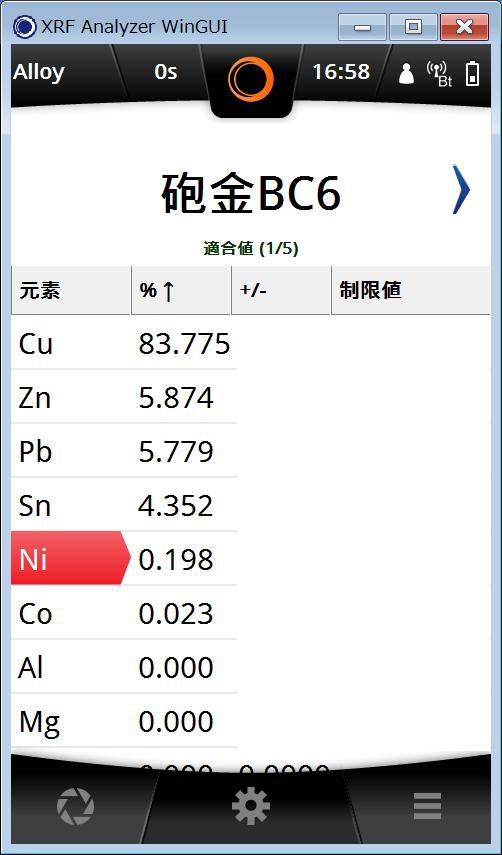 砲金BC6