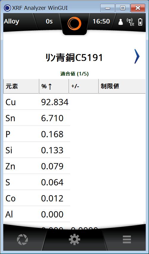 リン青銅C5191