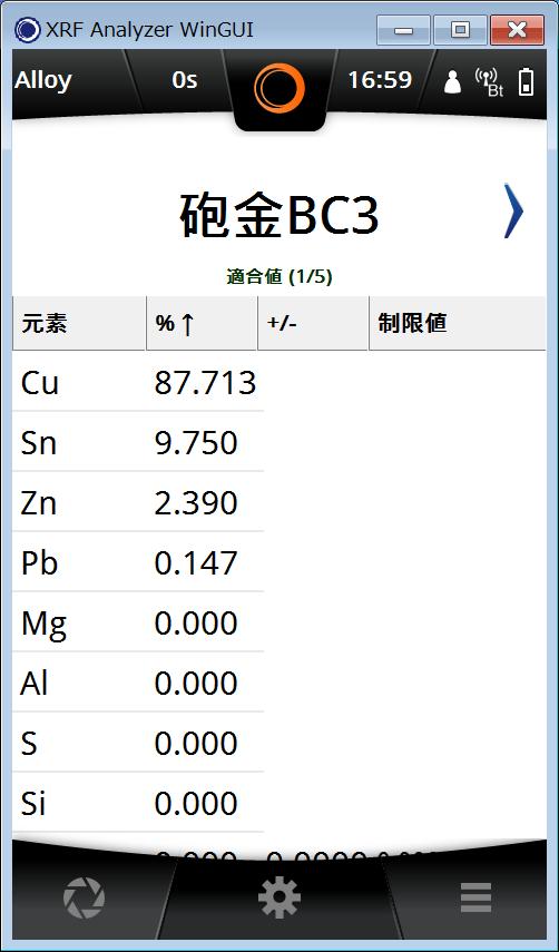 砲金BC3