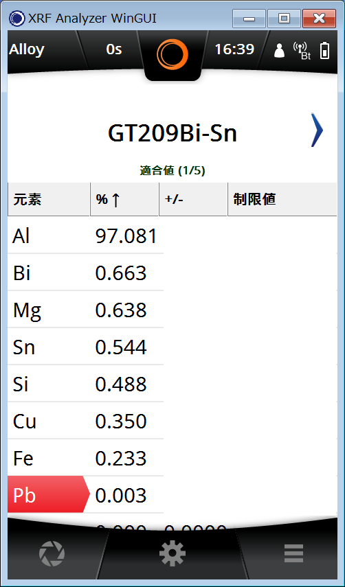 GT-209BiSn