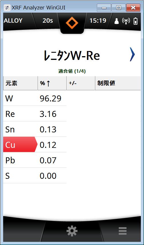 W-3Re