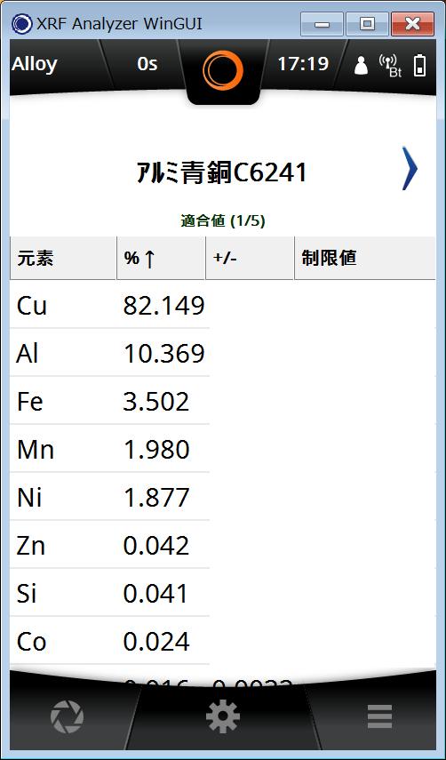 アルミ青銅C6241